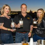 Suntory Whiskey at the 2019 Stamford Brew and Whiskey Festival